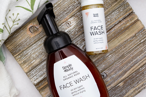 Simple Body Products Face Wash